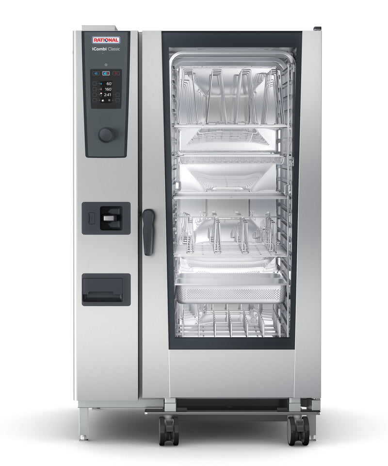 Rational 20 Rack iCombi Classic Electric 20-2/1