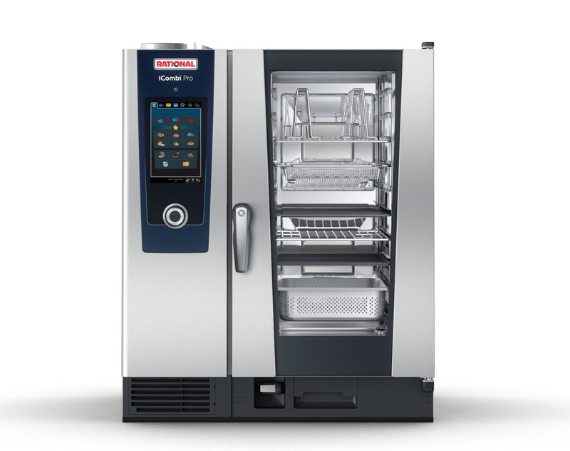 RATIONAL 10 RACK ICOMBI PRO GAS 10-1/1