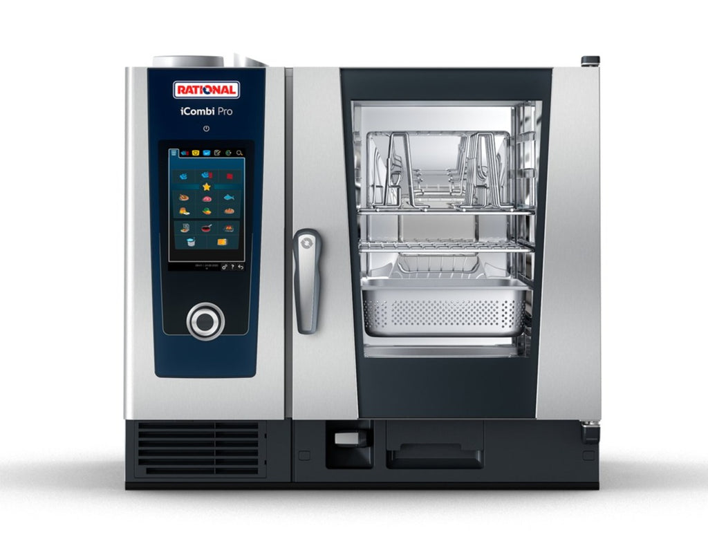 Rational 6 Rack iCombi Pro Electric 6-1/1