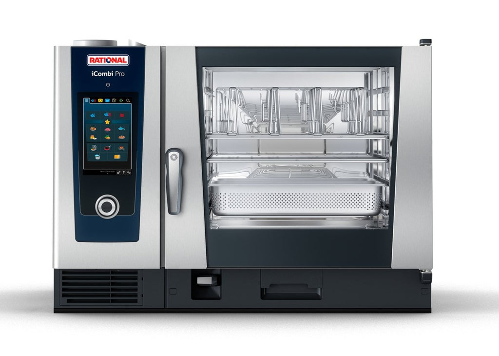Rational 6 Rack iCombi Pro Electric 6-2/1