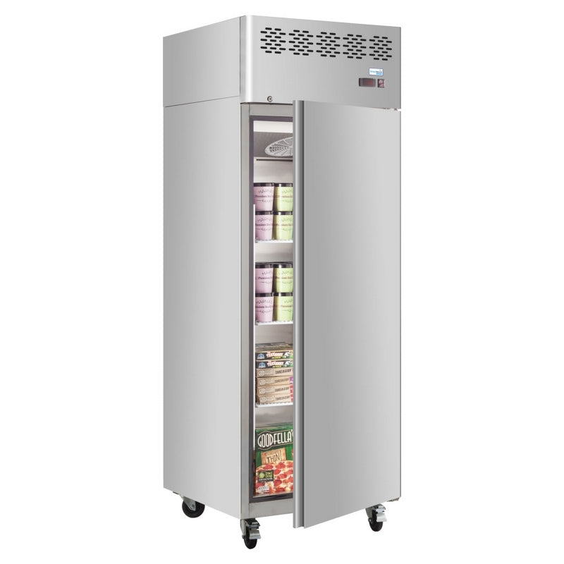 Interlevin Gastronorm Upright Freezer : CAF650