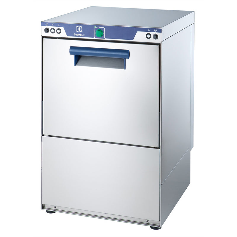 Electrolux Glasswasher with Drain Pump and Detergent Dispenser : 402082