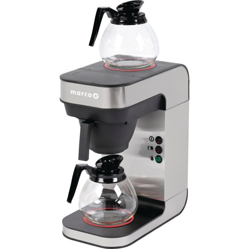 Marco Beverage Systems BRU F45M Manual Fill Coffee Brewer, 1.8 Litre : 1000900