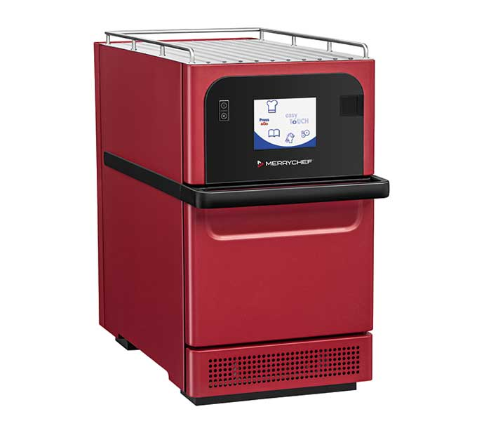 Merrychef Eikon e2s Trend Red : Three Phase