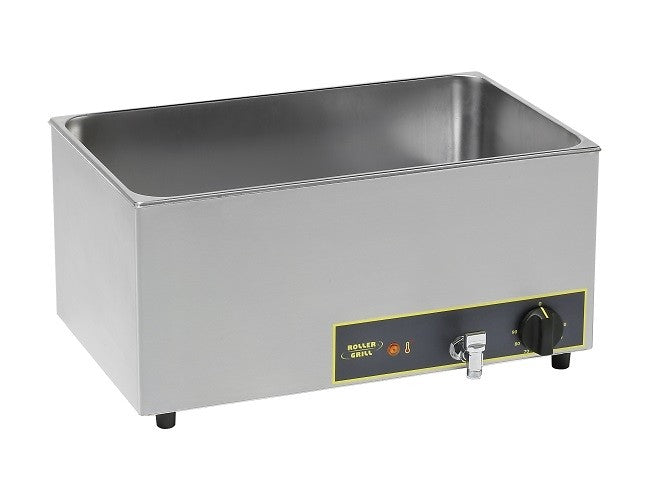 Roller Grill 1/1 GN Bain Marie with Safety Tap : BML11