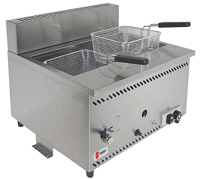 Parry Natural Gas Tabletop Fryer