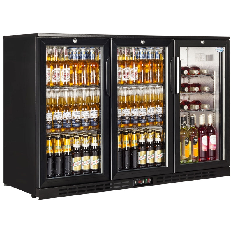 Interlevin Back Bar Bottle Cooler : PD30H