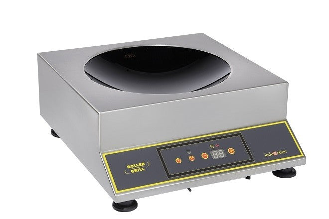Roller Grill Single Induction Wok : PIW30