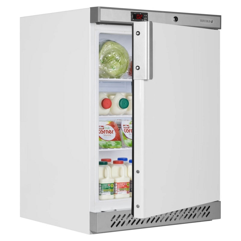 Interlevin 130 Litre One Door Undercounter Refrigerator UR200B