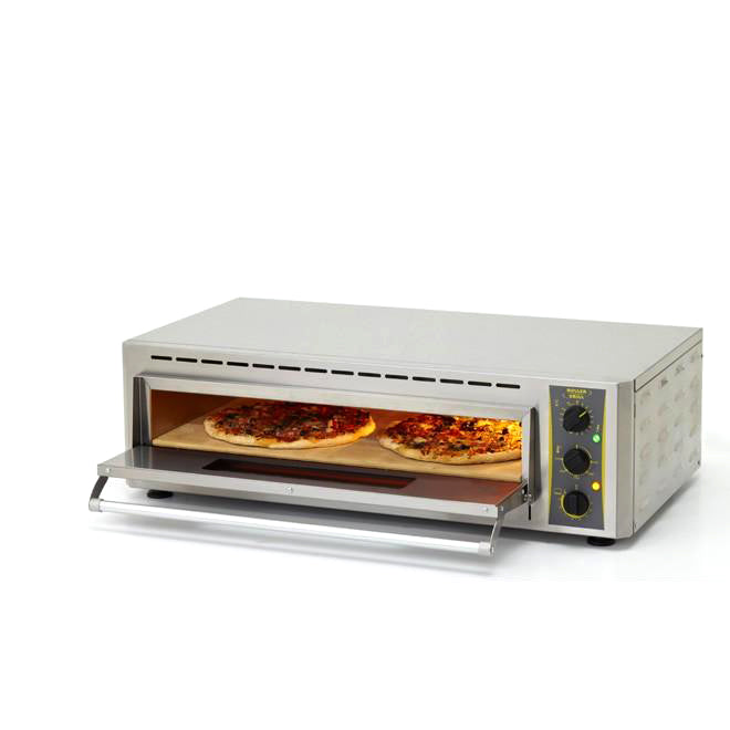 Roller Grill X-Large Single Deck Pizza Oven (2x16)