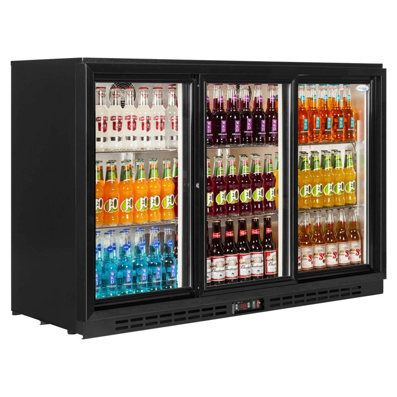 Interlevin Back Bar Bottle Cooler PD30S