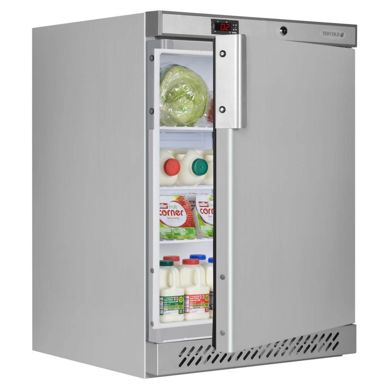 Interlevin One Door Undercover Refrigerator 130 litre UR200SB
