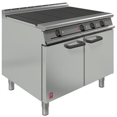 Falcon Three Hotplate Oven Range : E3101