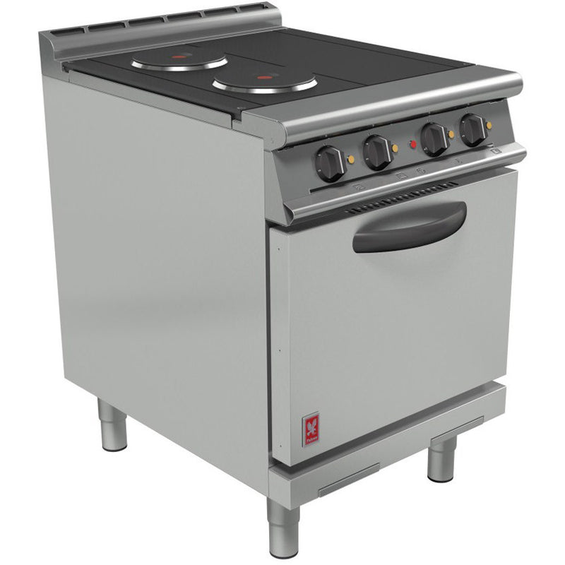 Falcon Three Hotplate Oven Range : E3161D