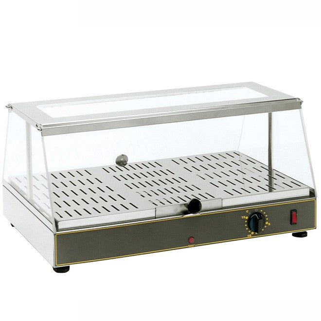 Roller Grill Counter Top Heated Display Cabinet WD 100