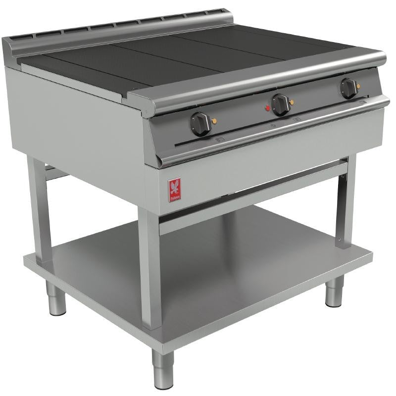 Falcon Three Hotplate Boiling Top on Fixed Stand : E3121