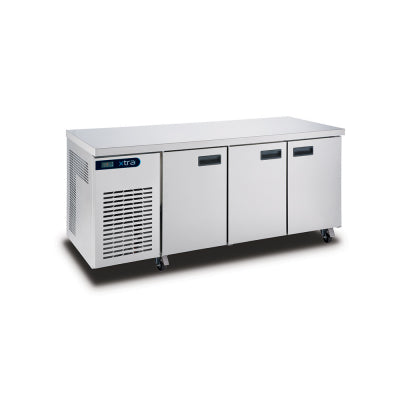 Foster Xtra 1/3 Three Door Refrigerated Counter : XR3H