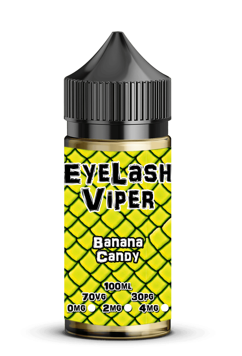 Squamata Eyelash Viper 100ml - Downtown Vapoury