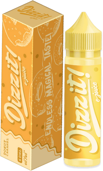 Dizzit by Nasty Donut Caramel 60ML - Downtown Vapoury