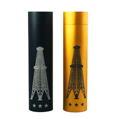 Vaping AMP The RIG V3 18650 Mechanical MOD