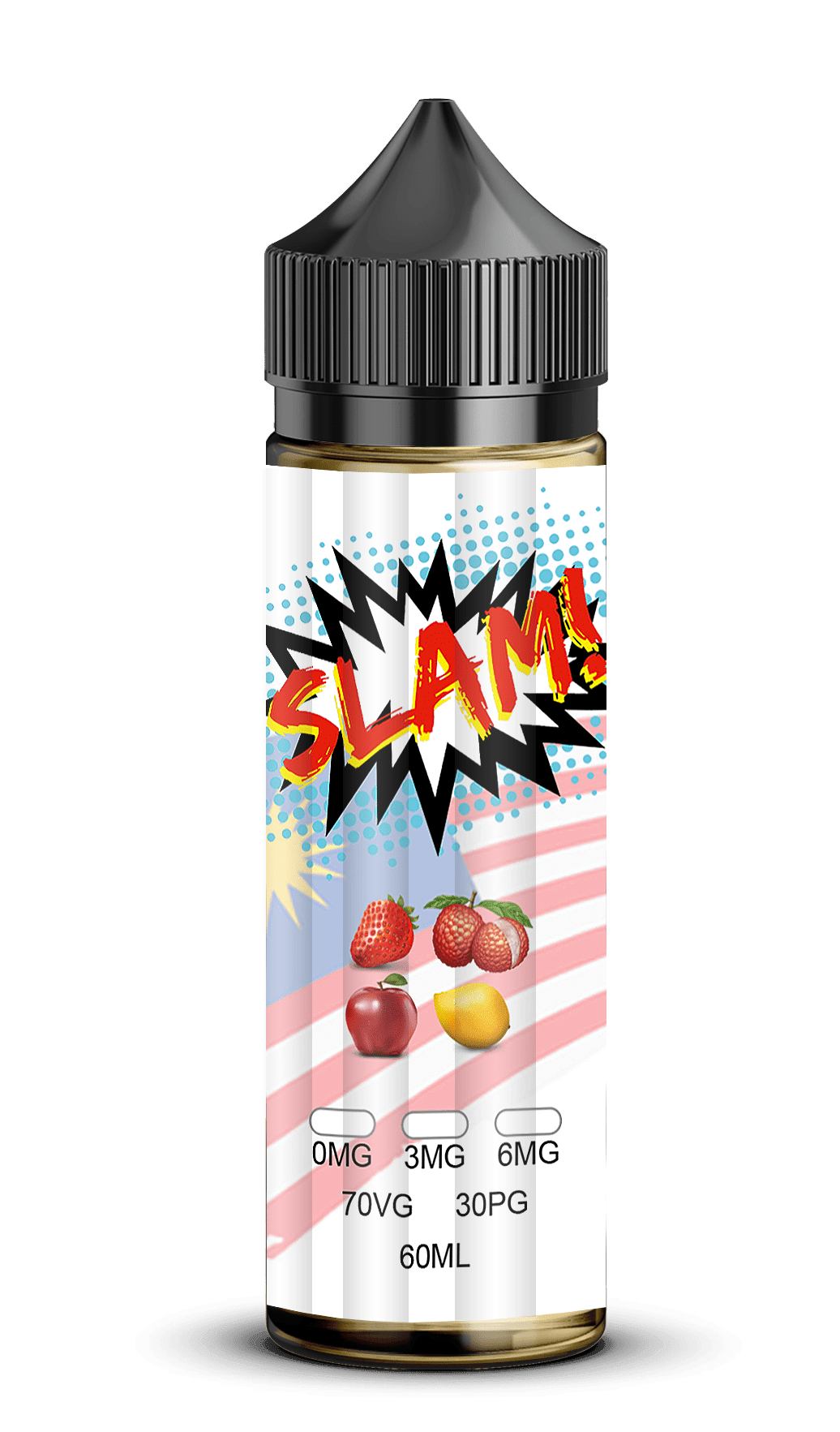Slam By A4s 60ml - Downtown Vapoury