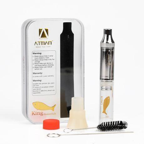 ATMAN King Goldenfish Dry Herb Twisty Blunt - Downtown Vapoury