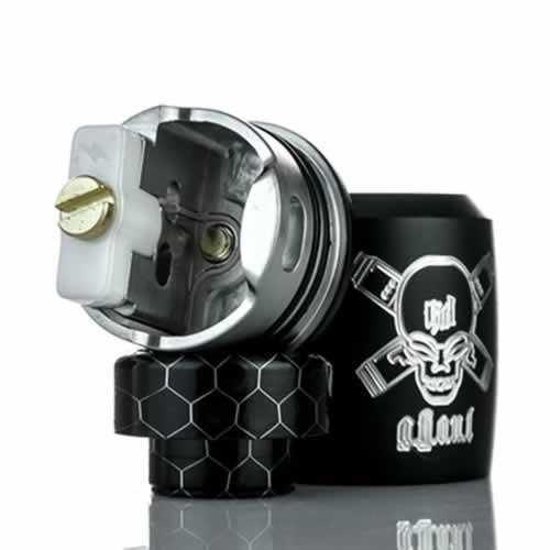 Blitz Ghoul 22mm BF RDA - Downtown Vapoury