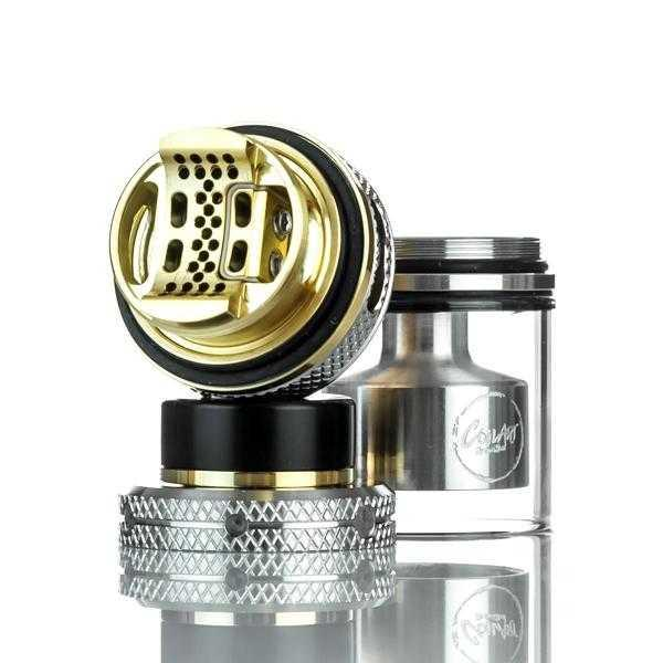 CoilART Mage RTA V2 - Downtown Vapoury