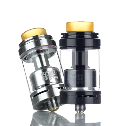Footoon Aqua Reboot 24mm RTA - Downtown Vapoury