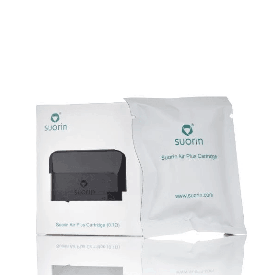Suorin AIR PLUS Replacement Pods - Downtown Vapoury