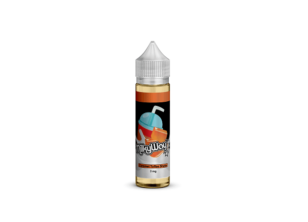Milkyway Caramel Toffee Shake By Magician - Downtown Vapoury