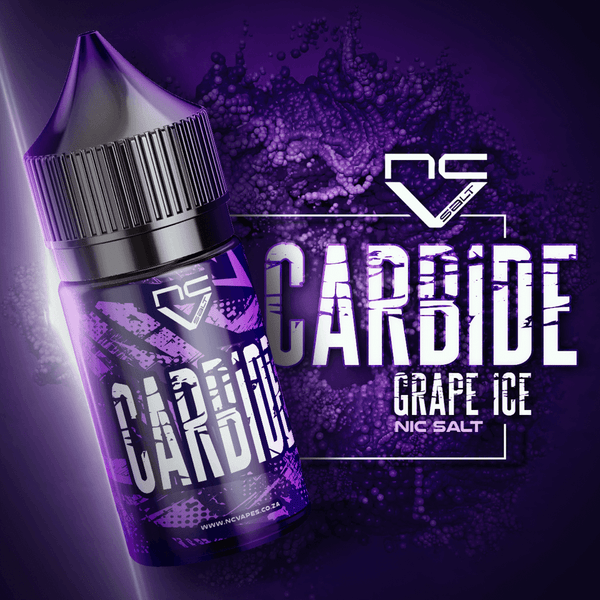 NCV Carbide NicSalt 30ml - Downtown Vapoury