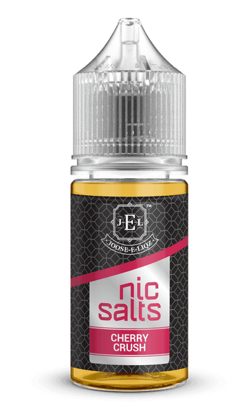 Joose-E-Liqz Cherry Crush Nic Salts 30ml - Downtown Vapoury