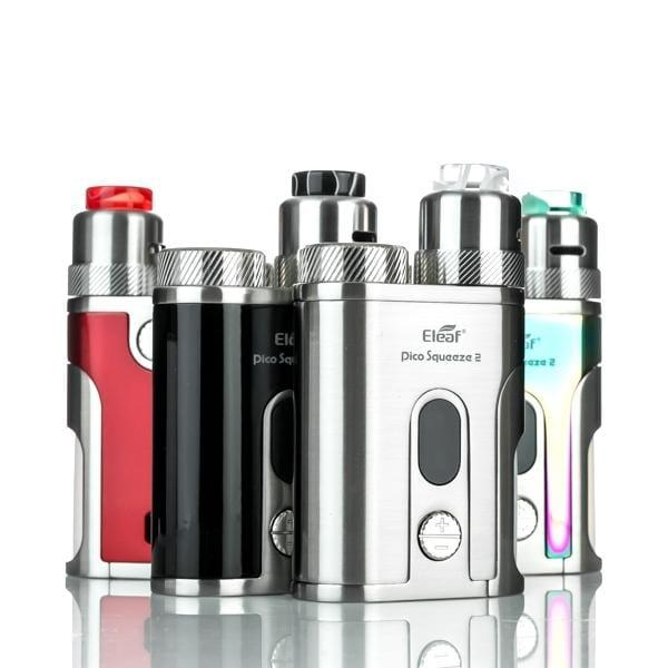 Eleaf Pico Squeeze 2 21700 100W TC Starter Kit - Downtown Vapoury