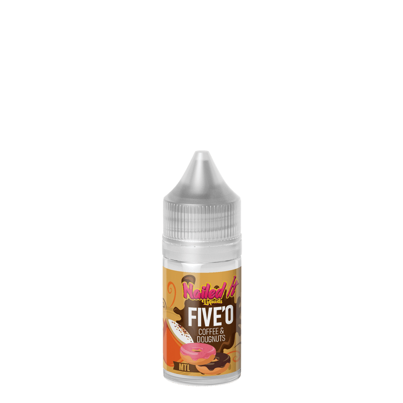 Nailed it E-liquids Five'o MTL 30ml