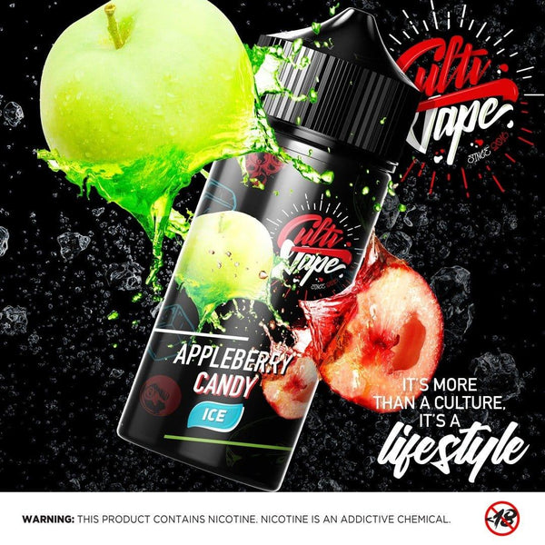 Cultivape Appleberry Candy Ice 100ml