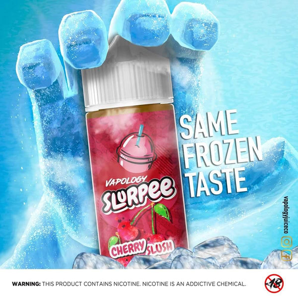 Vapology - Cherry Slurpee 120ml