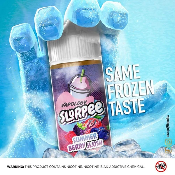 Vapology - Summer Berry Slurpee 120ml
