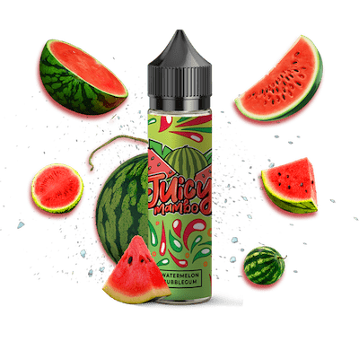 Juicy Mambo Watermelon 120ml - Downtown Vapoury