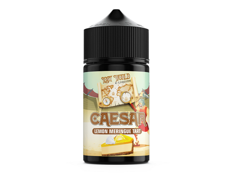 Lost World Caesar Lemon Meringue 75ml