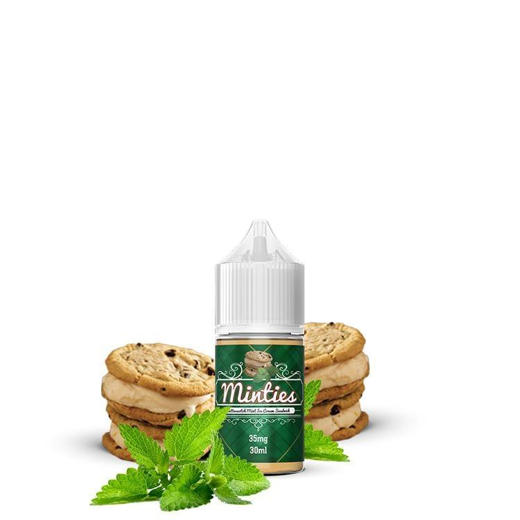 Cloud Flavour Minties Salt 30ml