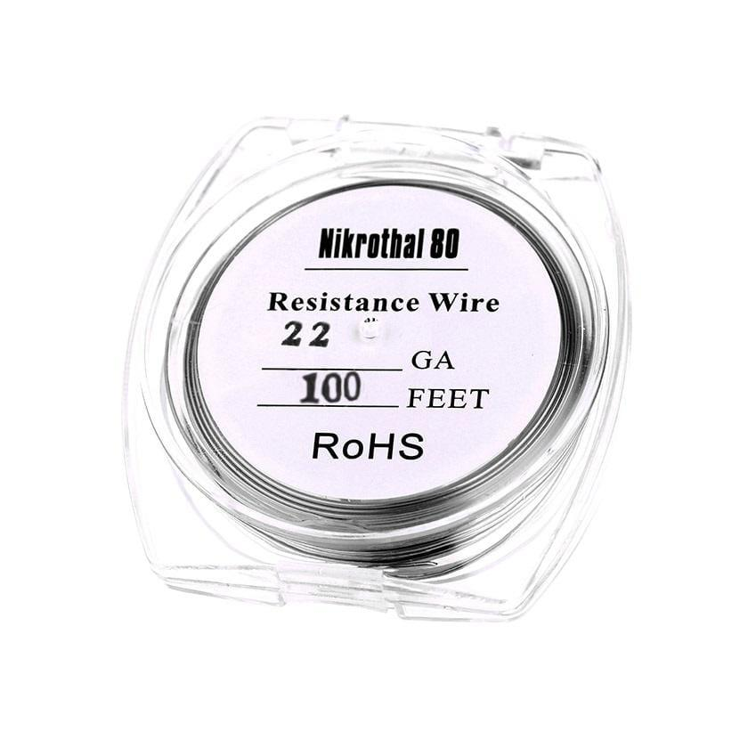 Nikrothal80 Wire 30ft