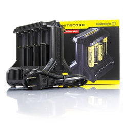 Nitecore Intellicharger I8 Li-ion/NiMH Battery 8-slot Charger - Downtown Vapoury