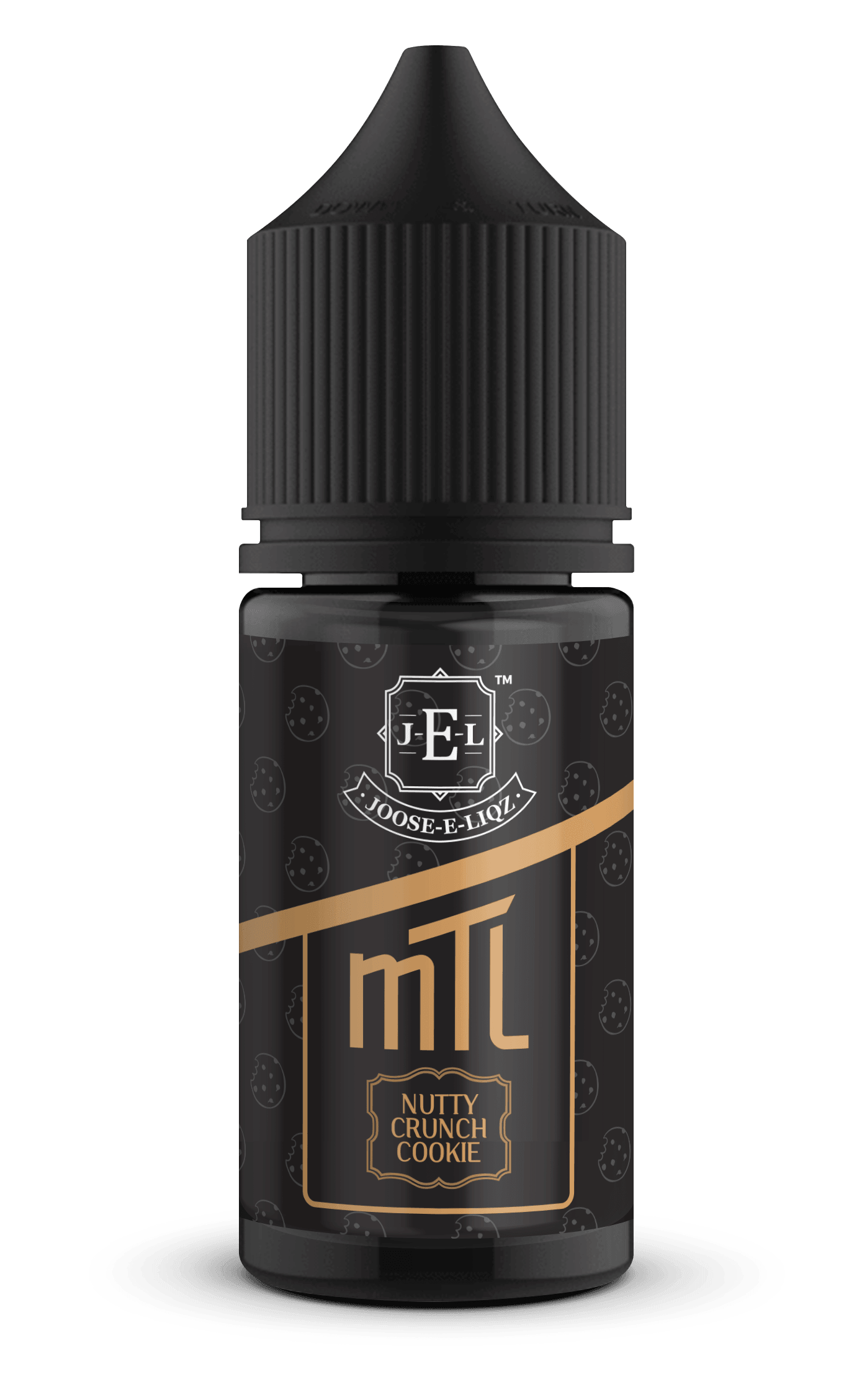 Joose-E-Liqz Nutty Crunch Cookie MTL 30ML - Downtown Vapoury