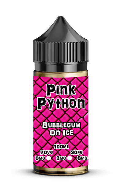 Squamata Pink Python 100ml - Downtown Vapoury