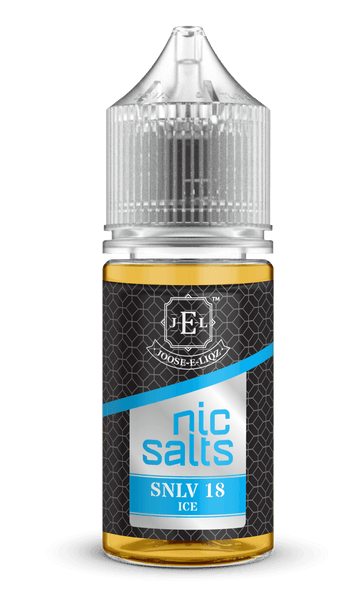 Joose-E-Liqz SNLV - Ice Nic Salts 30ml - Downtown Vapoury