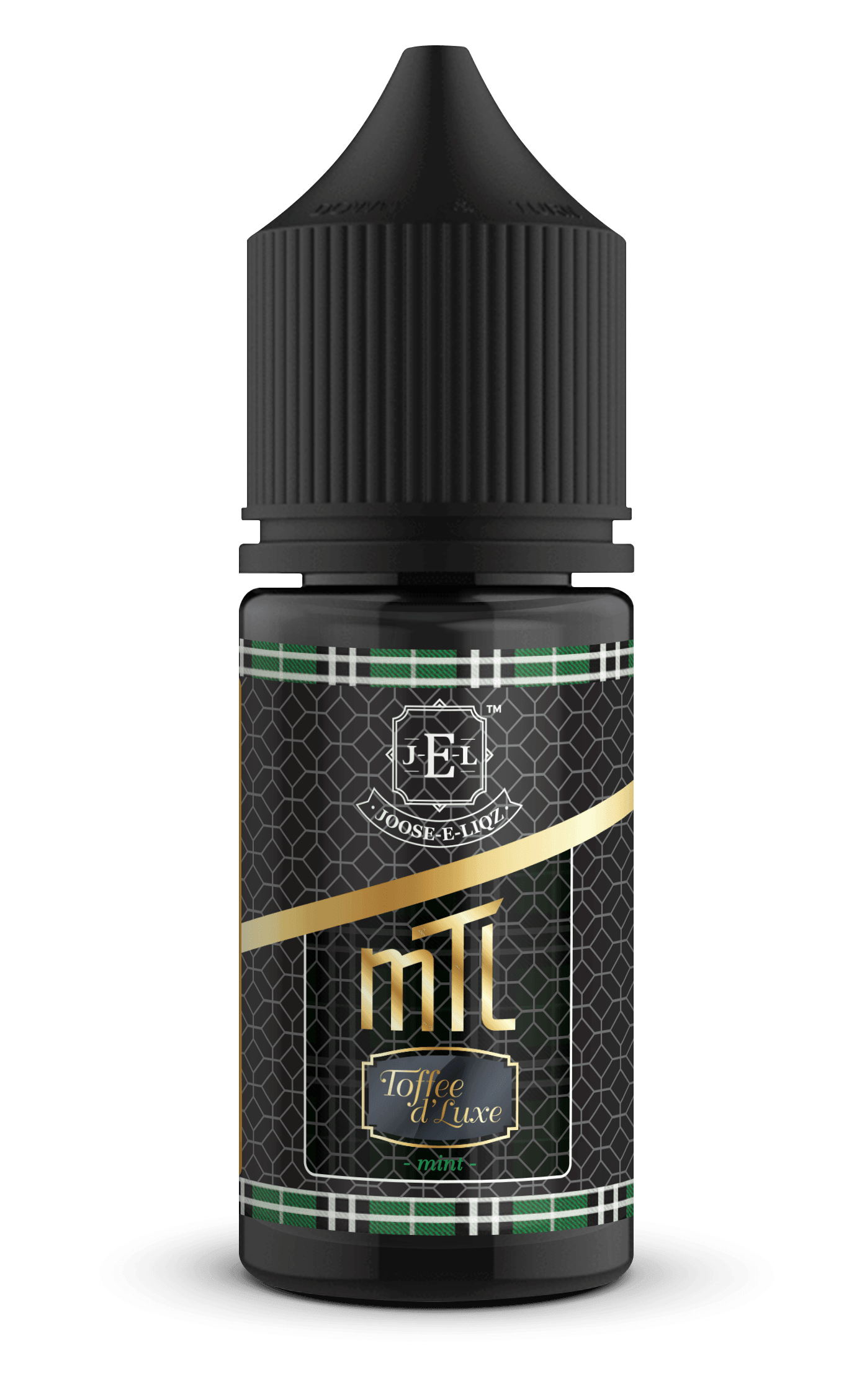 Joose-E-Liqz Toffee D'Luxe Mint MTL 30ml - Downtown Vapoury