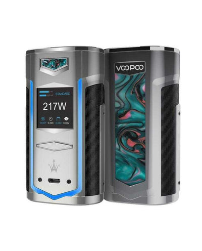 VOOPOO X217 TC Box Mod by WoodyVapes - Downtown Vapoury