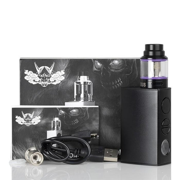 Asmodus Oni Edition 80W TC Starter Kit - Downtown Vapoury