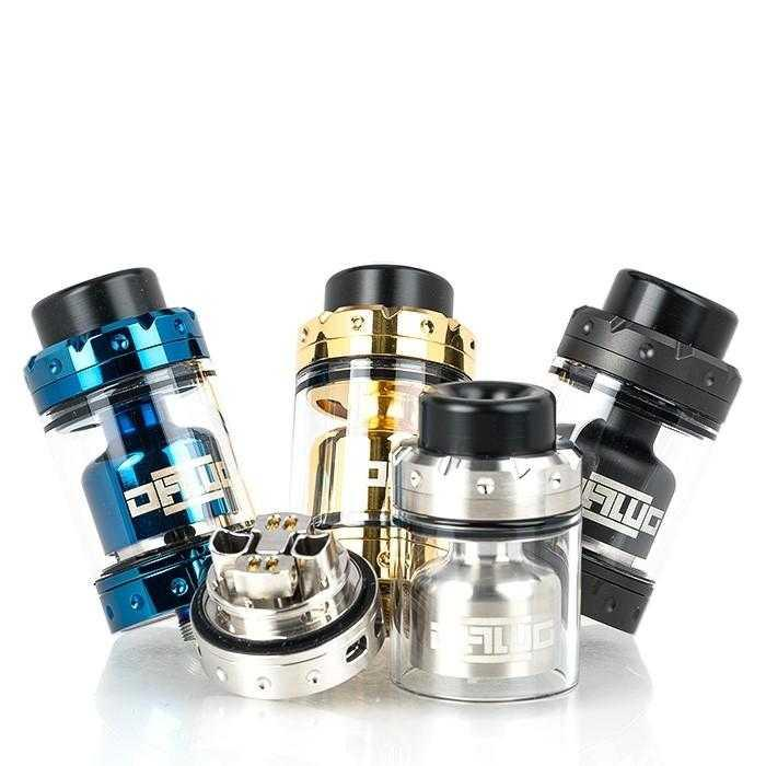 asMODus Dawg 25mm RTA - Downtown Vapoury